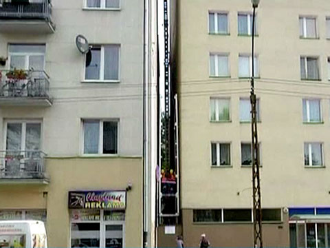 World S Thinnest House Weirdtwist